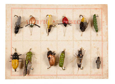 Artificial insects