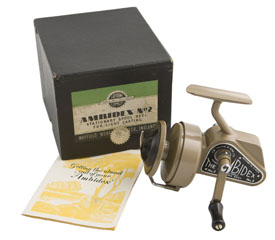 Young's Ambidex No 2 reel